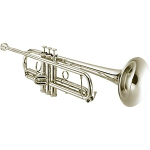 Jupiter JTR1100S Performance Series Bb Trumpet with Reverse Leadpipe by Jupiter