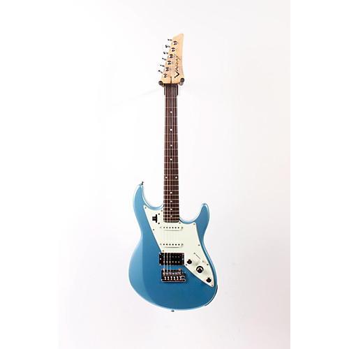 Line 6 JTV-69 Variax Electric Guitar Lake Placid Blue 888365056340