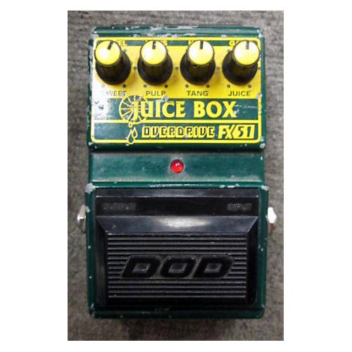 DOD JUICE BOX Effect Pedal