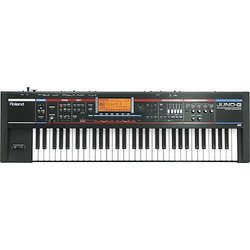 Roland JUNO-G Workstation Synthesizer Keyboard-thumbnail