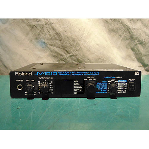 Roland JV-1010 Synth Sound Module