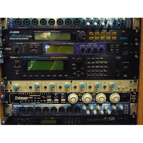 Roland JV 2080 24 VOICE SYNTHESIZER MODULE Sound Module