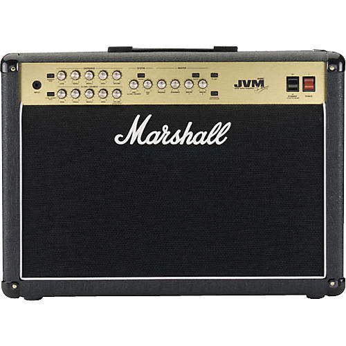 Marshall JVM Series JVM205C 50W 2x12 Tube Combo Amp-thumbnail