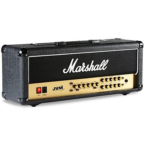 Marshall JVM Series JVM205H 50W Tube Guitar Amp Head-thumbnail