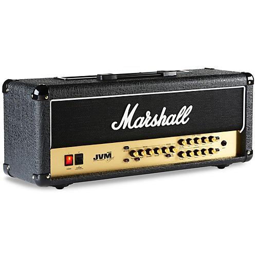 Marshall JVM Series JVM205H 50W Tube Guitar Amp Head Black