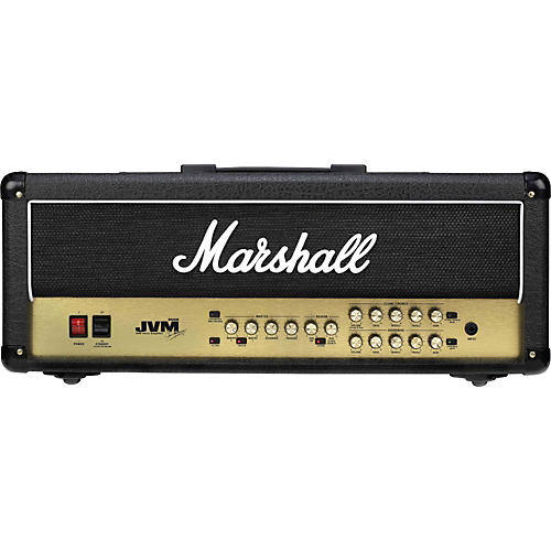 Marshall JVM Series JVM205HCF 50W Tube Guitar Amp Head