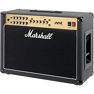 Marshall JVM Series JVM210C 100 Watt 2x12 Tube Guitar Combo Amp