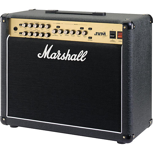 Marshall JVM Series JVM215C 50W 1x12 Tube Combo Amp Black