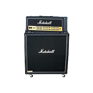 Marshall JVM Series JVM410H 100 Watt Guitar Tube Head with 1960AV 280 Watt 4x12 Cab