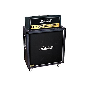 Marshall JVM Series JVM410H 100 Watt Guitar Tube Head with 1960BV 280 Watt 4x12 Cab