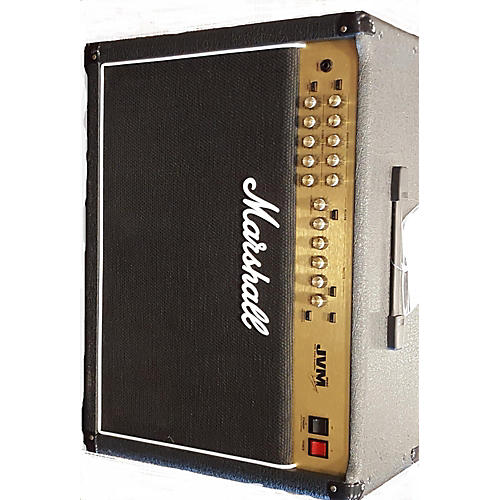 used marshall jvm205c 50w 2x12 tube guitar combo amp guitar center. Black Bedroom Furniture Sets. Home Design Ideas