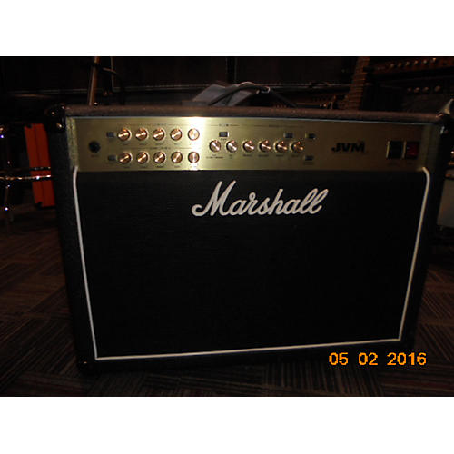 Marshall JVM210C 100W 2x12 Tube Guitar Amp Head