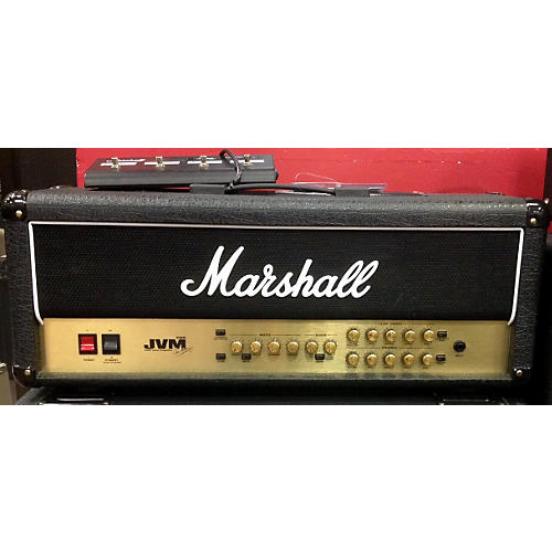 Marshall JVM210H 100W Tube Guitar Amp Head-thumbnail