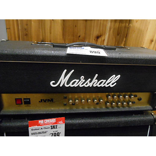 Marshall JVM210H 100W Tube Guitar Amp Head