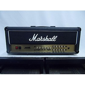 Click here to buy Pre-owned Marshall JVM210H 100 Watt Tube Guitar Amp Head by Marshall.