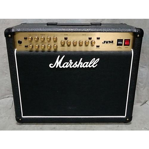 used marshall jvm215c 50w 1x12 tube guitar combo amp guitar center. Black Bedroom Furniture Sets. Home Design Ideas