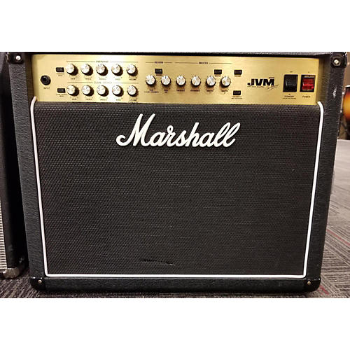 used marshall jvm215c 50w 1x12 tube guitar combo amp guitar center. Black Bedroom Furniture Sets. Home Design Ideas