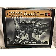 Marshall JVM215C Combo Black Tattoo Tube Guitar Combo Amp