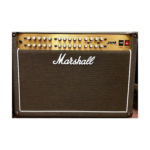 Marshall JVM410C 100W 2x12 Tube Guitar Combo Amp-thumbnail