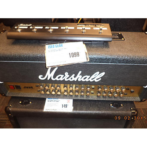 Marshall JVM410H 100W Tube Guitar Amp Head