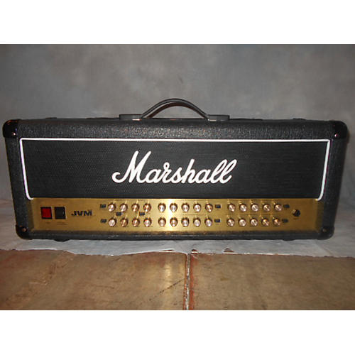 Marshall JVM410H 100W Tube Guitar Amp Head-thumbnail
