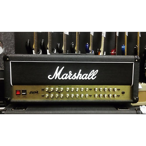 Marshall JVM410H 100W Tube Guitar Amp Head-thumbnail