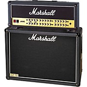 Marshall JVM410H and 1936 2x12 Tube Guitar Half Stack
