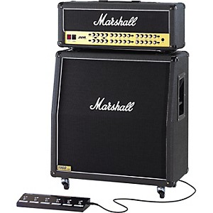 Marshall JVM410H and 1960A Half Stack by Marshall