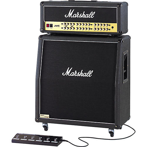 Marshall JVM410H and 1960AV Half Stack-thumbnail
