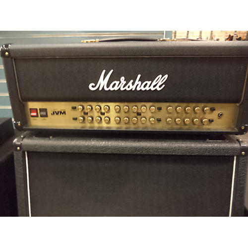 Marshall JVM410HJS Joe Satriani Signature Tube Guitar Amp Head-thumbnail