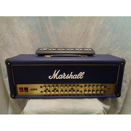 Marshall JVM410HJSB Joe Satriani Signature Tube Guitar Amp Head