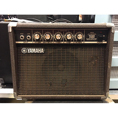 used yamaha jx 15 guitar combo amp guitar center. Black Bedroom Furniture Sets. Home Design Ideas