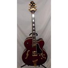 Greg Bennett Design by Samick JZ-2 Hollow Body Electric Guitar