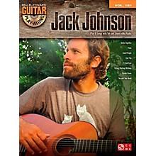 Cherry Lane Jack Johnson - Guitar Play-Along Volume 181 Book/CD