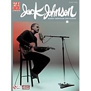 Cherry Lane Jack Johnson Sleep Through the Static Guitar Tab Songbook