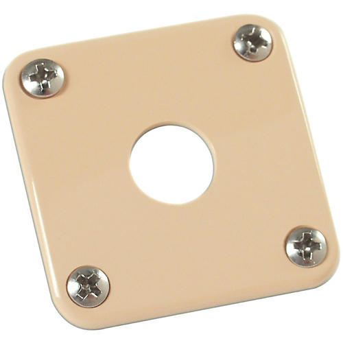 Gibson Jack Plate with Screws-thumbnail