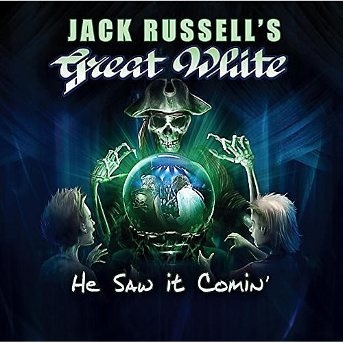 Alliance Jack Russell'S Great White - He Saw It Coming