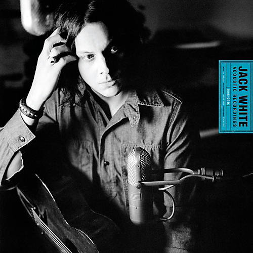 Sony Jack White - Acoustic Recordings 1998–2016-thumbnail