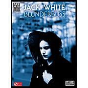 Cherry Lane Jack White - Blunderbuss Guitar Tab Songbook
