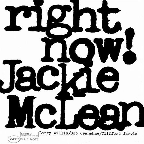 Alliance Jackie McLean - Right Now