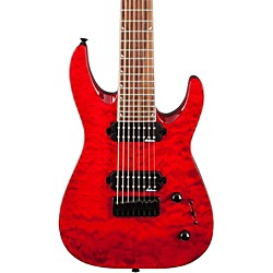 Jackson JS32-8Q Dinky DKA Quilted Maple Top 8-String Electric Guitar
