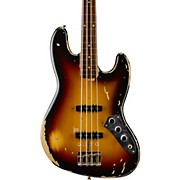 Fender Custom Shop Jaco Pastorius Relic Jazz Bass