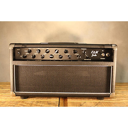 K&M Jade Tube Guitar Amp Head-thumbnail
