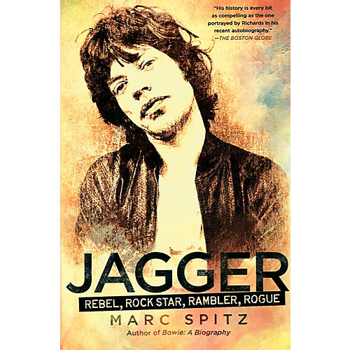 Penguin Books Jagger - Rebel, Rock Star, Rambler, Rogue Book-thumbnail