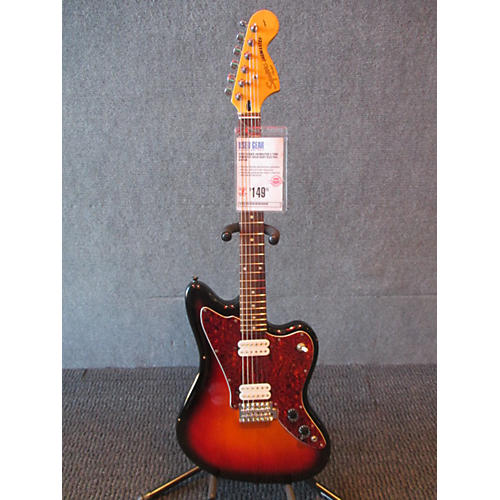 Squier Jagmaster Solid Body Electric Guitar-thumbnail