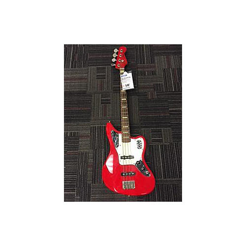 Fender Jaguar Bass Electric Bass Guitar-thumbnail