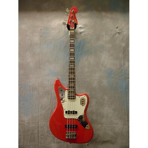 Fender Jaguar Bass Electric Bass Guitar-thumbnail