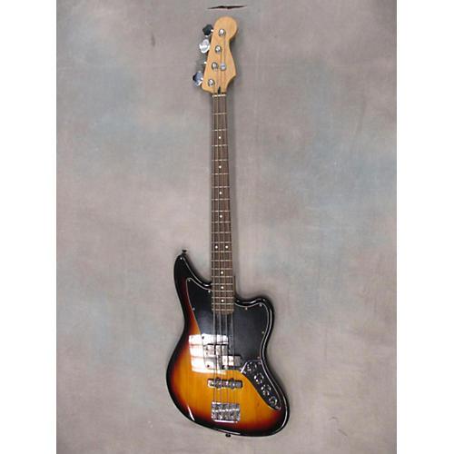 Squier Jaguar Bass Electric Bass Guitar-thumbnail