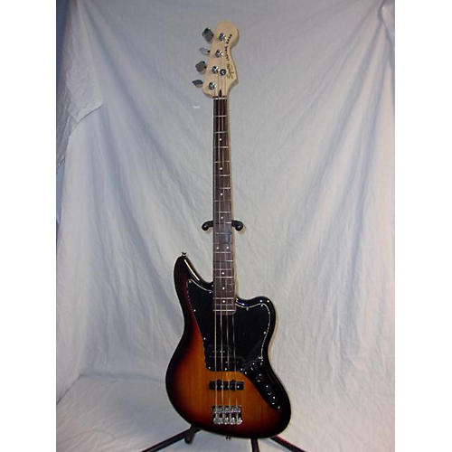 Squier Jaguar Bass Electric Bass Guitar