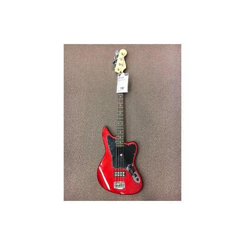Squier Jaguar Bass H Electric Bass Guitar-thumbnail